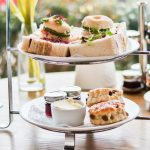Afternoon tea is served in Kent at Dover Marina Hotel & Spa.