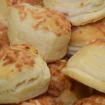 Cheese, Apple and Sage Scones Recipe for Afternoon Tea