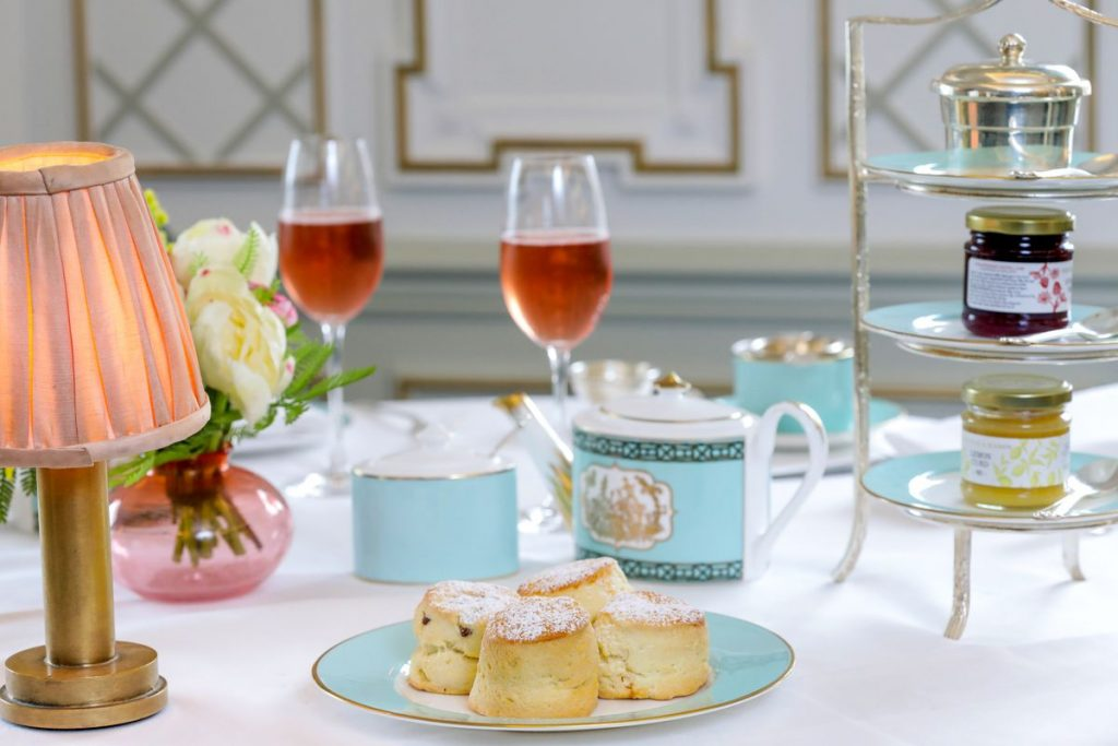 Fortnum and Mason Afternoon Tea Cakes, London