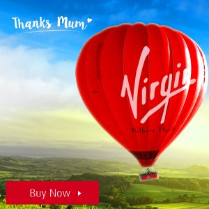 Virgin Balloon Gifts for Mother's Day