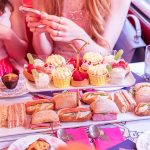 Gin Afternoon Tea Bus, London