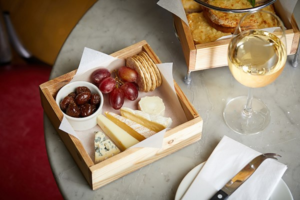 Afternoon Tea for Cheese Lovers