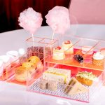 Afternoon tea with flair at ViVi, Centre Point, London