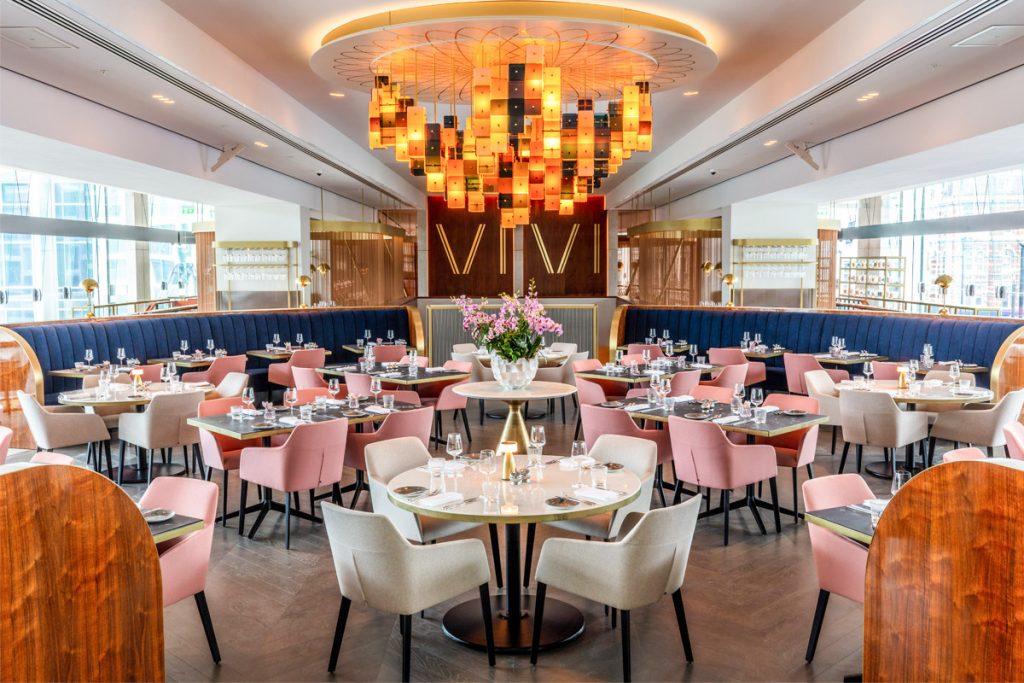 ViVi's Fabulous Interior at Centre Point, London