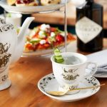 Bella Italia gin afternoon tea