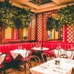 The Palm Court Brasserie, Covent Garden