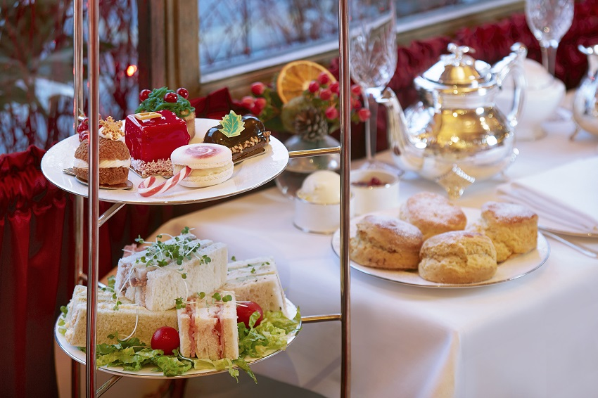 The Rubens Festive Afternoon Tea2019