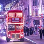 Christmas London Bus Tour