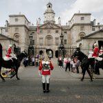 Household Cavalry, London