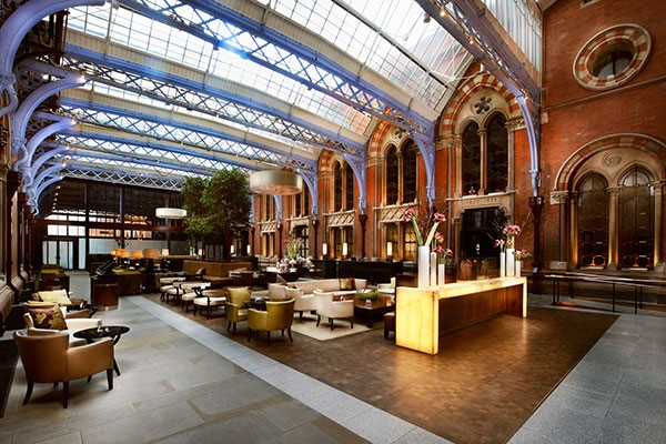 The Hansom at St Pancras Renaissance Hotel