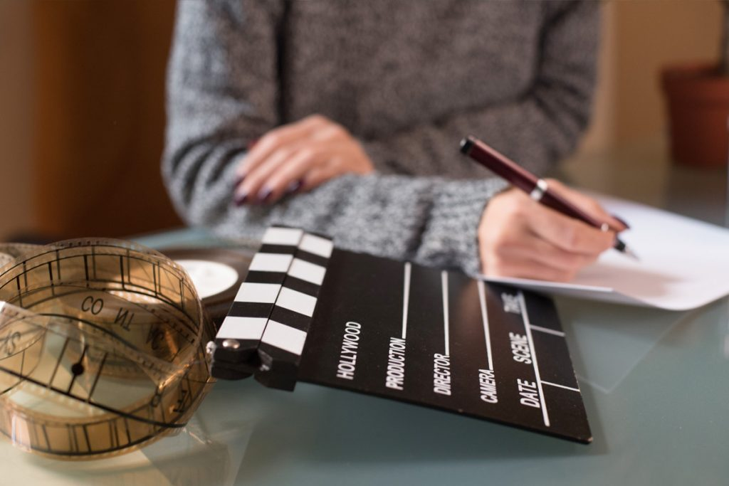 Learn how to write your own film script
