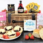 Classic Cornish Hampers - Cornish cream tea by post