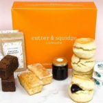 Cutter and Squidge Afternoon Tea Deliveries London and UK wide.