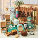 Fortnum and Mason luxury afternoon tea hamper delivered to your door.