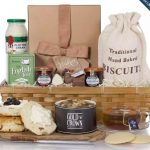 Afternoon tea hamper delivered to your door from hampers.com