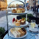 Mimis Bakehouse Afternoon Tea Delivery Edinburgh