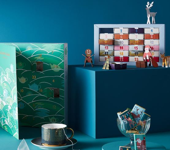 John Lewis John Lewis 24 Days of Tea Advent Calendar