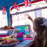 Sweet treats and sightseeing for young fans of Peppa Pig on this vintage afternoon tea bus tour through London
