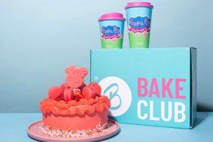 Peppa Pig Bake Club