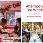 Afternoon Tea Week 2021