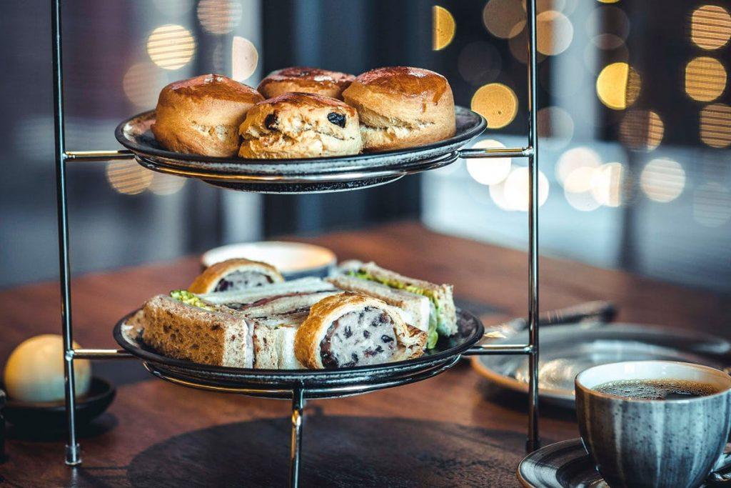 The Grand York Afternoon Tea Savoury Selection